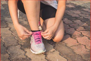 Börja dagen med en löprunda.